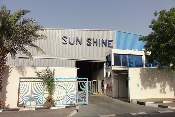 Sunshine - Factory